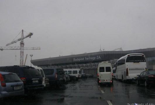 Airport Liszt Ferenc (Ferihegy) - Terminal 2A