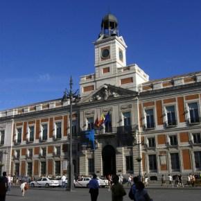 Puerta del Sol - Real Casa de Correos