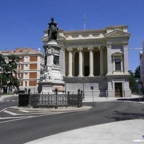 Monument Maria Cristina de Borbon