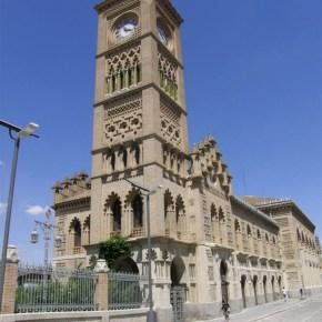 Railway station Toledo
