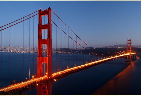 San Francisco -  Povratne aviokarte za 308€