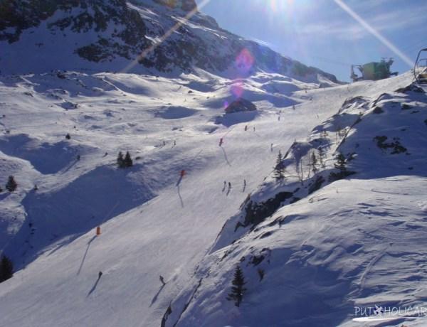 Alpe D`Huez & Vaujany