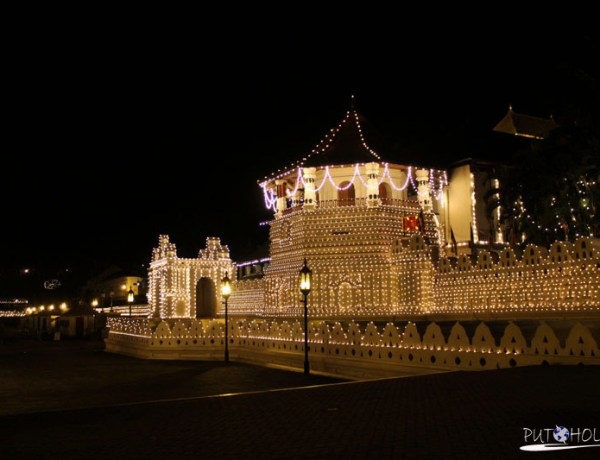 ŠRI LANKA – Kandy & Esala Perahera festival