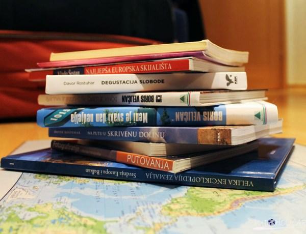 Putopisne knjige – domaći autori