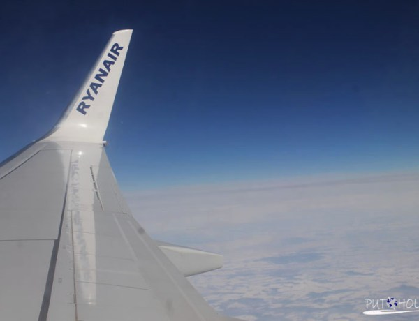 Ryanair Akcija!! Aviokarte u jednom smjeru za samo 8€