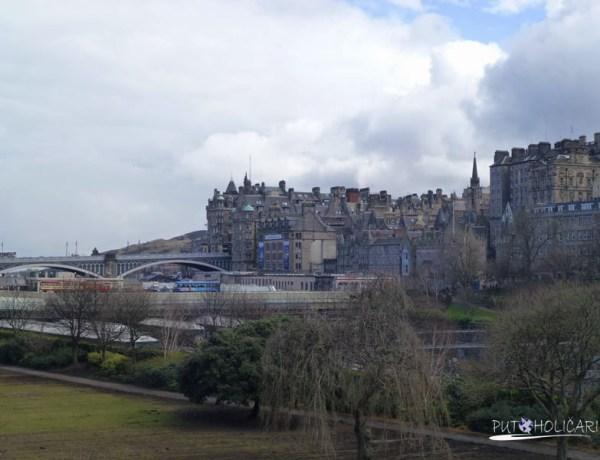 Škotska (Edinburgh) – povratne aviokarte već od 6€