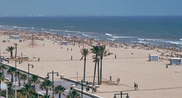Povratne aviokarte u 6. mjesecu za Valenciju već od 40€