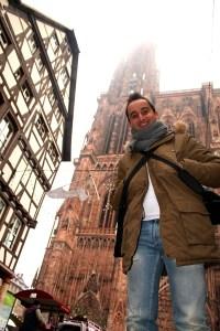 Vedran, Strasbourg