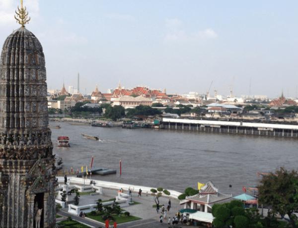 Andrea Petković: Putevima Chao Phraya rijeke