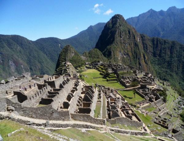 Velike promjene za ulaz u Machu Picchu