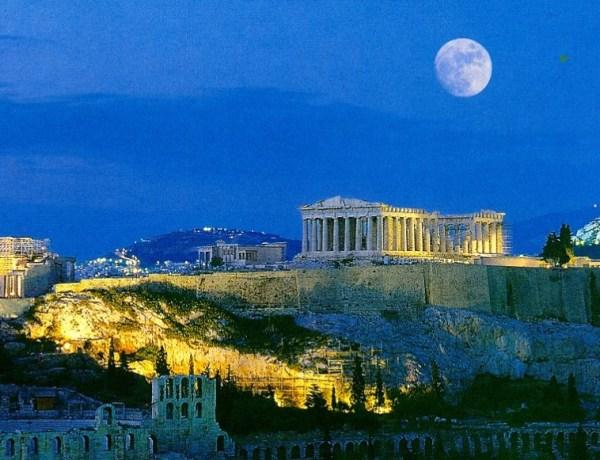 City break Atena – Aviokarte + 3 noćenja za samo 75€