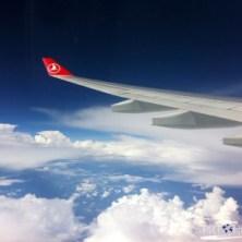 Turkish nas je prebacio prvo do Istanbula, a zatim do Kuala Lumpura