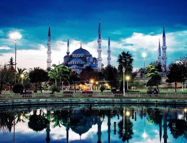Black Friday akcija – Povratne aviokarte za Istanbul već od 79€