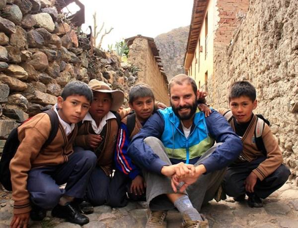 Tomislav Perko: Pješke do Aguas Caliente (Peru, 8.dio)