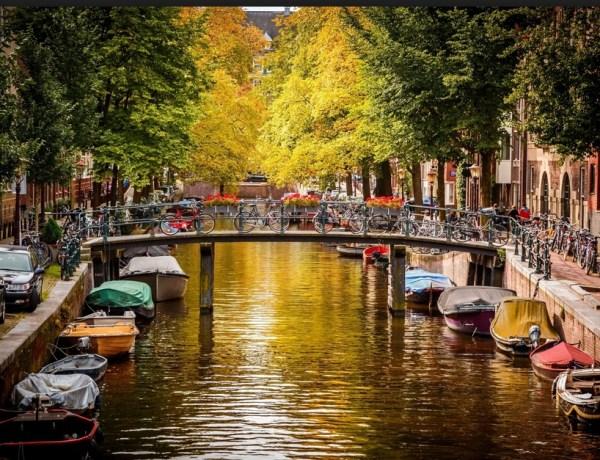 Akcija Amsterdam!! Povratne aviokarte već od 44€