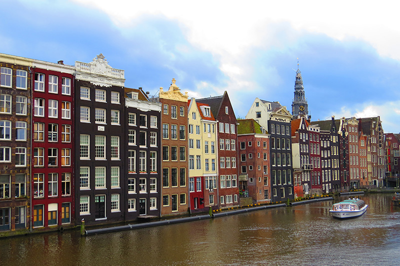 Amsterdam – Povratne aviokarte za 64€