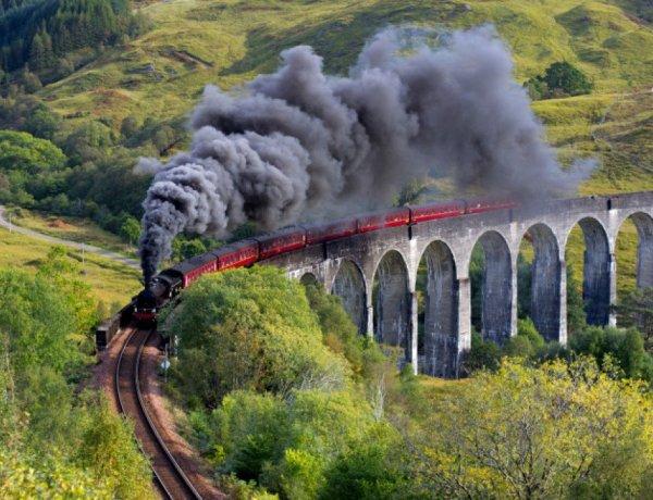 Najbolja putovanja vlakom