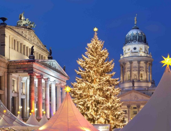Božić i Nova Godina u Berlinu – Povratne aviokarte već od 57€