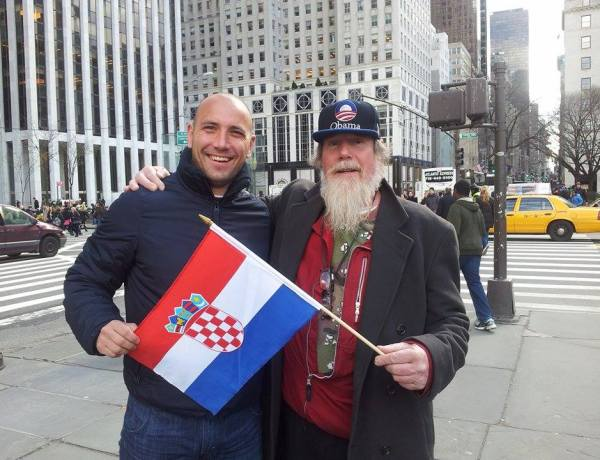 Ivan Vuković Vuka – Born in the USA