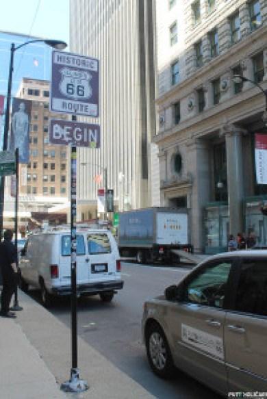 Route66 . Početak - Chicago