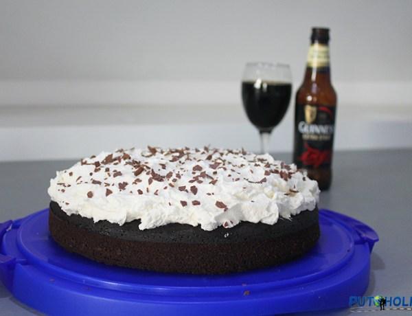 Guinness cake – torta od pive (Irska)