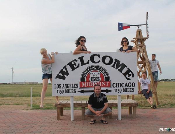 Put oko svijeta za 40 dana (5.dio) – Route 66 (Teksas, Novi Meksiko)