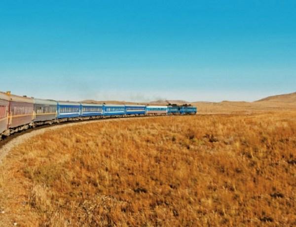 Transsibirska željeznica – Karte već od 66€