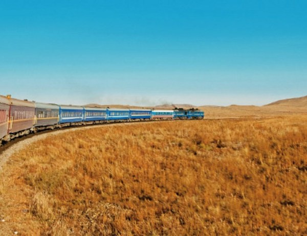 Transsibirska željeznica ali na luksuzan način