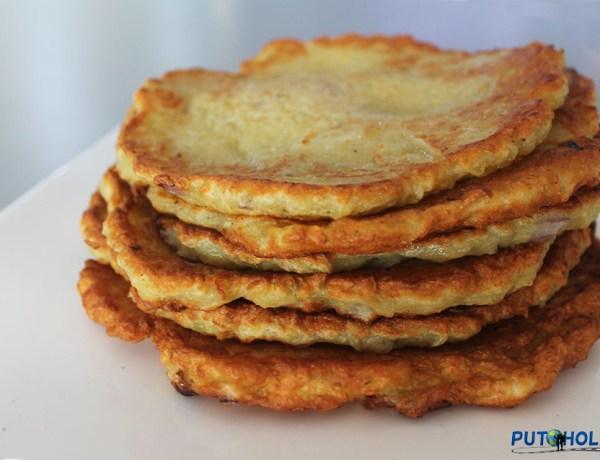 Placki ziemniaczane – palačinke od krumpira (Poljska)