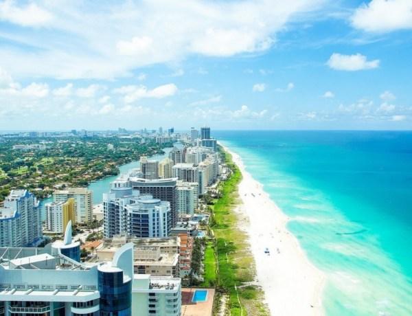 FLORIDA: Povratne aviokarte iz Graza za Miami već od 337€