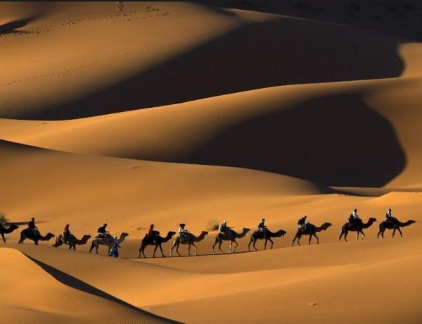 Povratne aviokarte za Maroko iz Njemačke za samo 20€