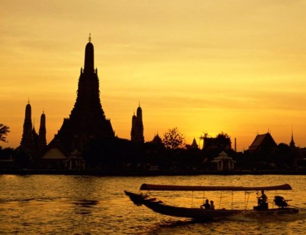Božić i Nova godina u Aziji – Bangkok ili Hong Kong već od 386€