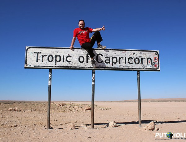 Tropic of Capricorn - Namibija by Putoholičari