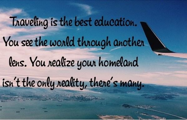 8 razloga zbog kojih je putovanje najbolje obrazovanje