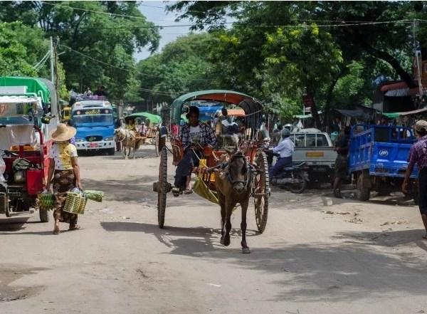 Putovanje u Međuzemlje – Myanmar (Burma), 1. dio
