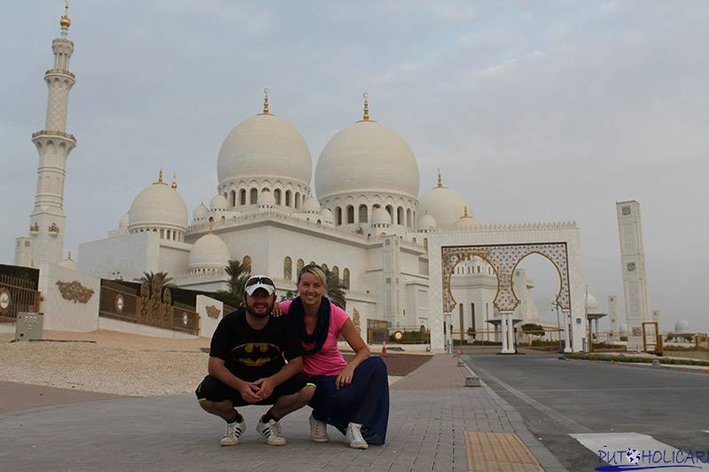 Around the world - Abu Dhabi, UAE