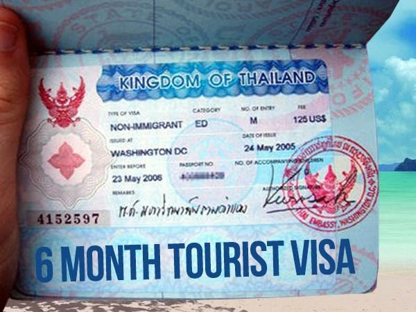 Info – Izdavanje vize za Tajland
