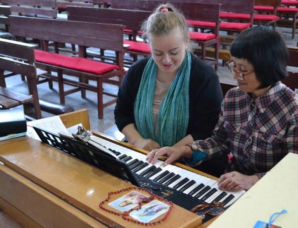 S Antonijom u Kinu –  Nian Gao, novogodišnja delicija (4/4)