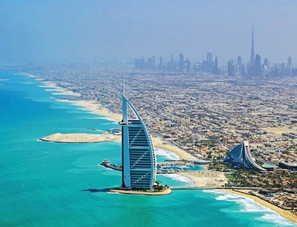 Dubai – Aviokarte + 5 noćenja za 297€