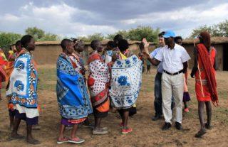 Kenya izlazak i brak
