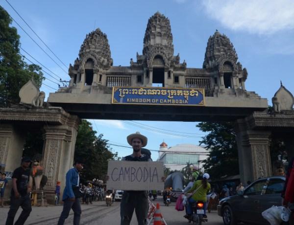 Na cestama južne Azije – autostopom kroz Tajland i Kambodžu