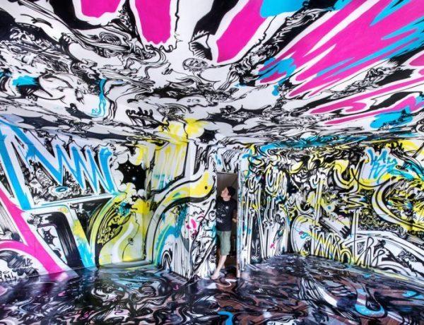 Street Art Berlin – o grafitima, ruševinama i škrabanju