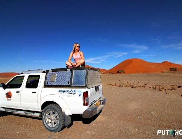 Povratne aviokarte za prekrasnu Namibiju za 460€
