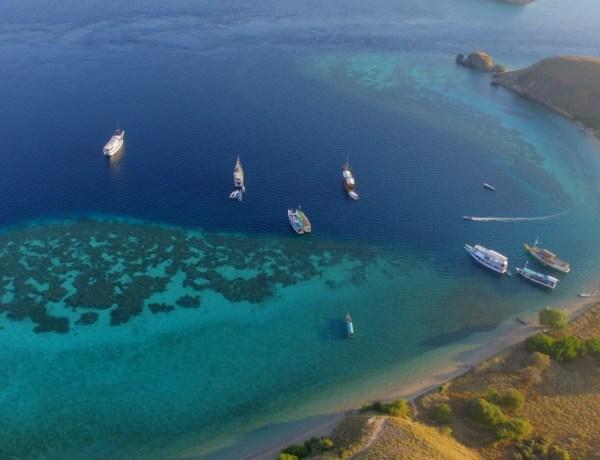Indonesia Boat trip - Komodo