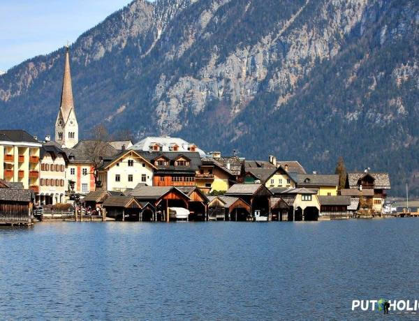 Roadtrip – Austrijska jezera