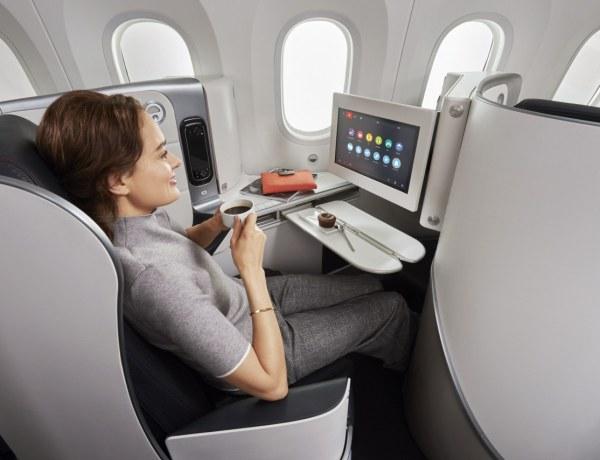 Air France investirao u vrhunsku opremu za poslovna putovanja