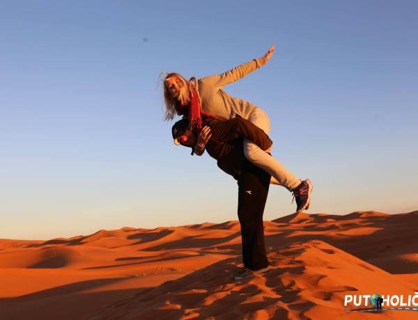 Povratne aviokarte za Maroko za samo 52€