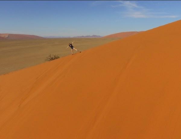 Povratne aviokarte za prekrasnu Namibiju već od 399€