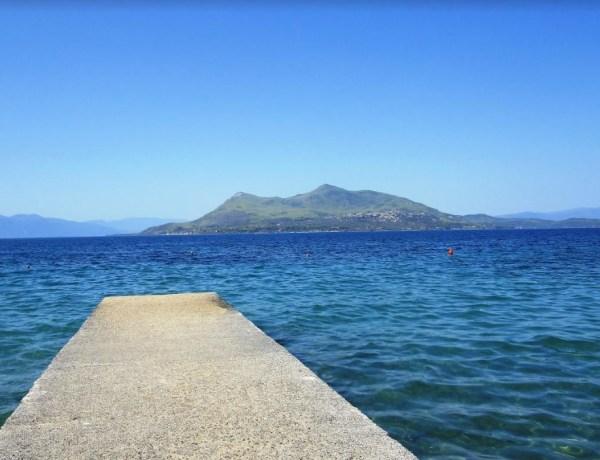 Grčka – Otok Evia, Egejsko more, Edipos – Od Kalimera do Kalihnata