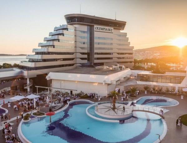 Odmorite se uz odlične ponude hotela Olympia u Vodicama